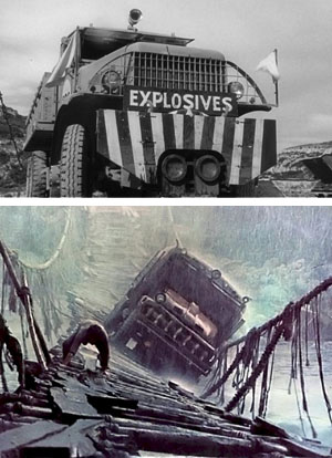 Wages of Fear and Sorcerer