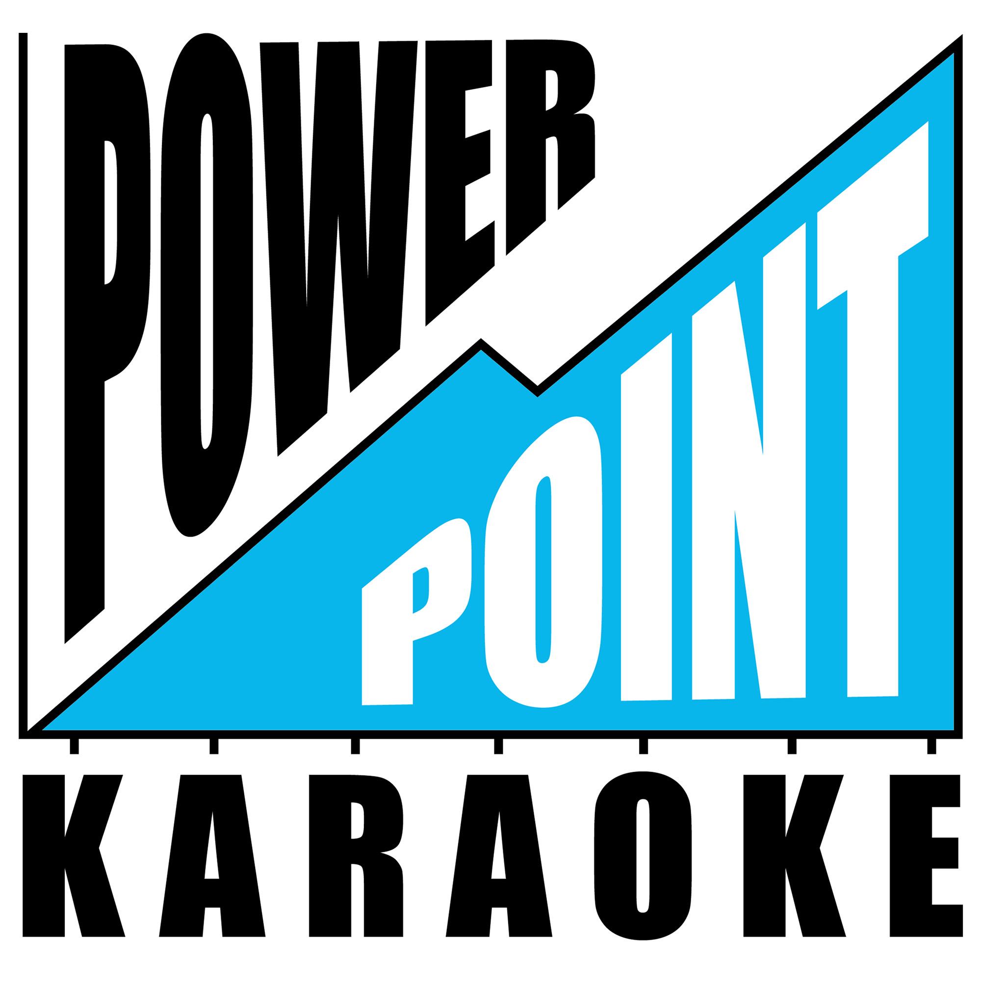 PowerPoint Karaoke Logo